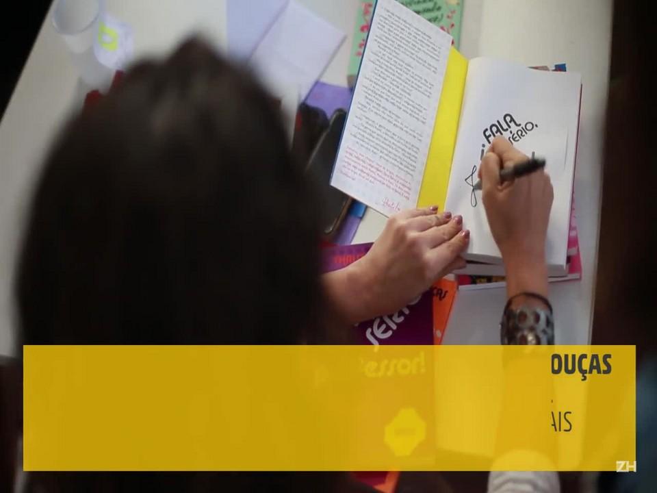 """Thalita Rebouças fala sobre novo livro, filme inédito e \""""The voice kids\"""""""