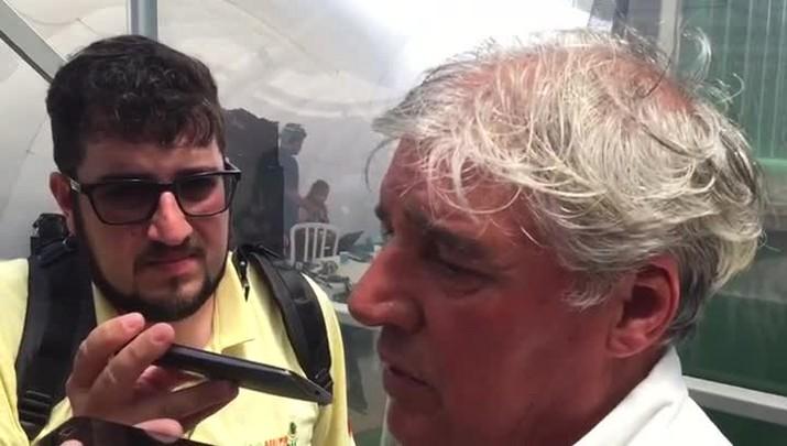 """Osmar, pai de Filipe Machado: \""""Estamos um trapo\"""""""