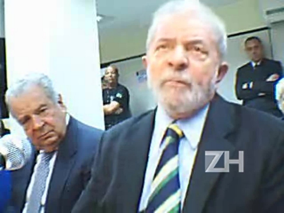 Veja a íntegra do depoimento de Lula à Justiça em Brasília