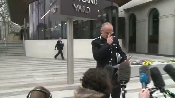Polícia revela nome de nascimento do agressor de Londres