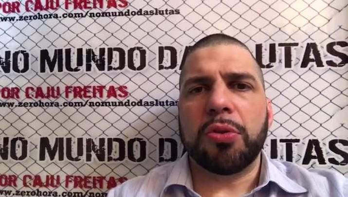 Caju Freitas comenta lutas do UFC 210