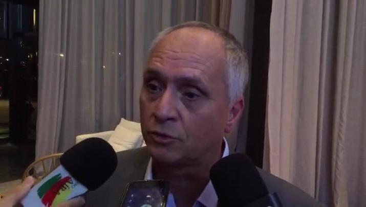 Medeiros fala sobre arbitragem de Corinthians e Inter