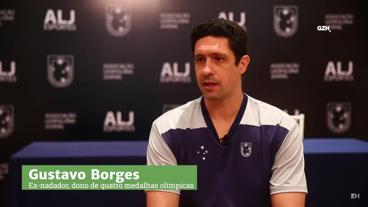 Gustavo Borges fala sobre a situação do esporte brasileiro