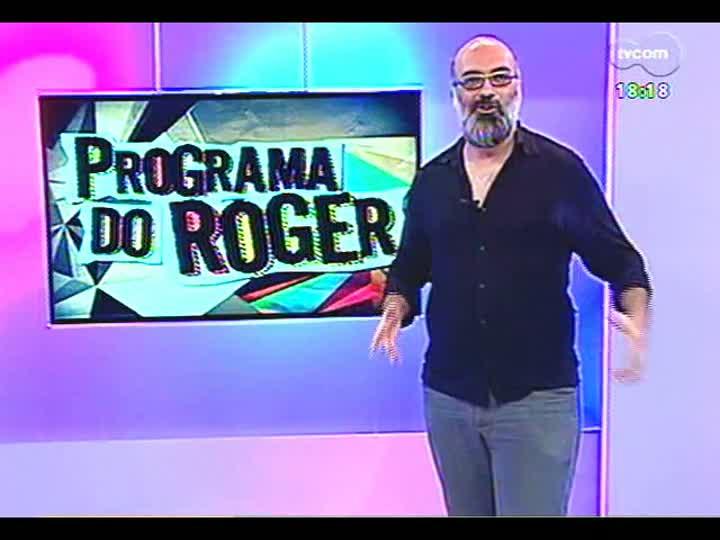 Programa do Roger - Cineclube: a estreia do filme Lincoln - 25/01/2013