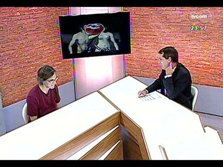 Mãos e Mentes - Montador de filmes e programadas de televisão, Giba Assis Brasil - Bloco 3 - 05/03/2013