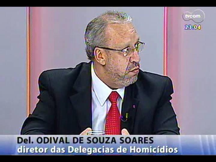Conversas Cruzadas - Coincidências nos assassinatos de taxistas no Estado - Bloco 4 - 01/04/2013