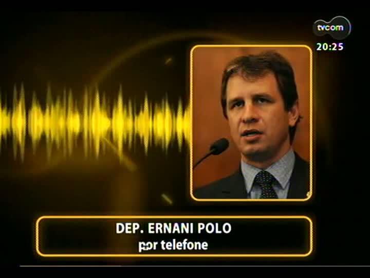 TVCOM 20 Horas - Segue a conversa sobre o deficiente serviço de telefonia celular - Bloco 3 - 19/04/2013
