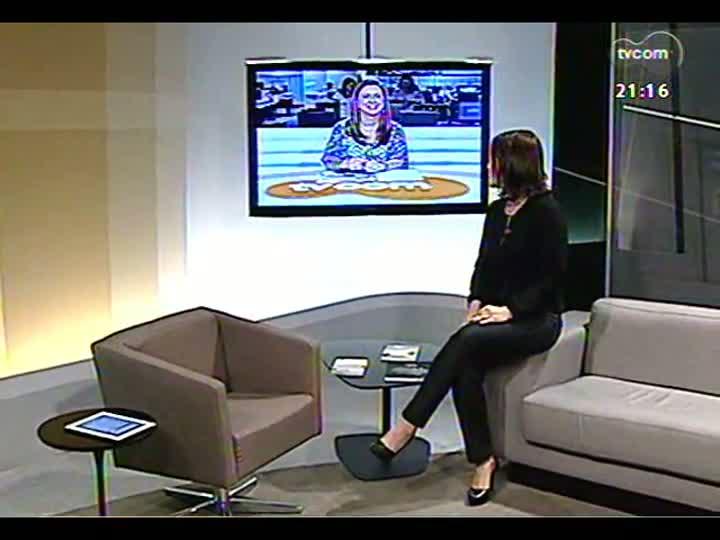 TVCOM Tudo Mais - Editora do Casa &Cia, Eleone Prestes fala das novidades que viu em Milão