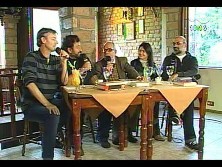 Café TVCOM - Comer ou não comer animais? - Bloco 2 - 11/05/2013
