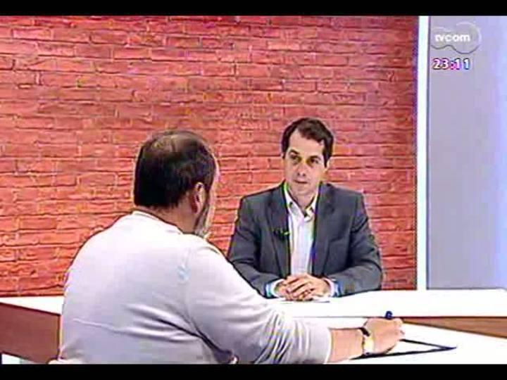Mãos e Mentes - Doutor em Direito e escritor Ricardo Giuliani Neto - Bloco 2 - 12/05/2013