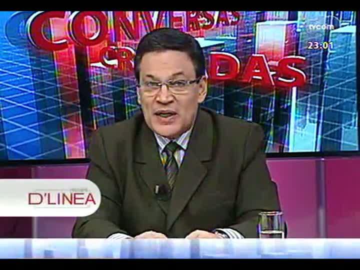 Conversas Cruzadas - Lideranças municipalistas fazem uma leitura da nova realidade do país - Bloco 3 - 26/06/2013