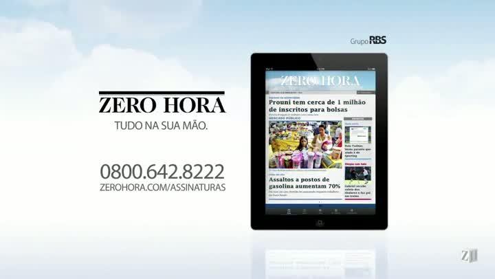Leia na Zero Hora desta quinta-feira (18/07/2013)