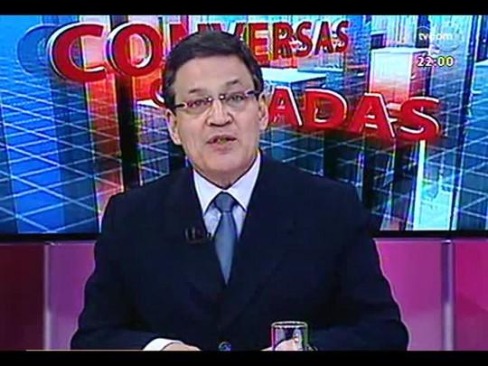 Conversas Cruzadas - Entrevista com o juiz João Ricardo dos Santos Costa, novo presidente da Associação dos Magistrados Brasileiros - Bloco 1 - 29/11/2013
