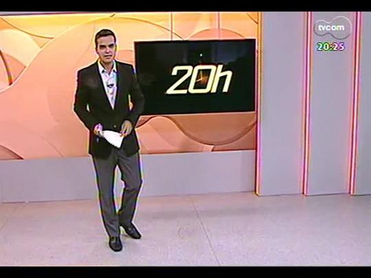 TVCOM 20 Horas - Atualização sobre situação da Assembleia Legislativa - Bloco 3 - 17/12/2013