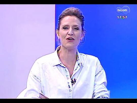 Programa do Roger - Diretor Nelson Monastério e atriz Heloísa Palaoro falam de peça \'Que raio de professora sou eu?\' - Bloco 2 - 07/01/2014