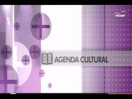 TVCOM Tudo Mais - 4o bloco - Agenda Cultural - 10/01/2014