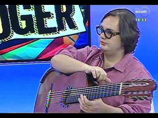 Programa do Roger - Roger Lerina conversa com Yamandú Costa e a Elodie Bouny - Bloco 3 - 22/01/2014