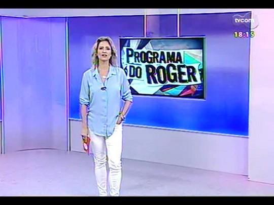 Programa do Roger - Trailer \'Hoje eu não quero voltar sozinho\' + Bloco Maria do Bairro - Bloco 3 - 17/02/2014