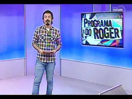 Programa do Roger - Grupo Mas Bah! - Bloco 1 - 25/02/2014