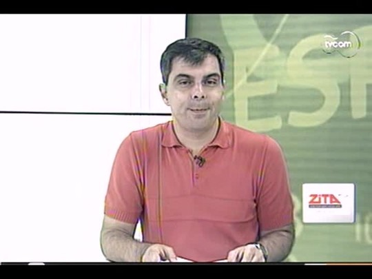 TVCOM Esportes - 2º bloco - 13/03/14