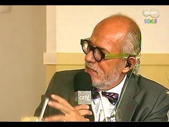 Café TVCOM - Conversa sobre os 50 anos do golpe militar - Bloco 2 - 29/03/2014