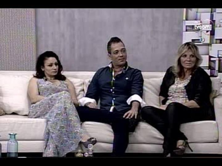 TVCOM Tudo+ - Madrinha de casamento - 02/04/14