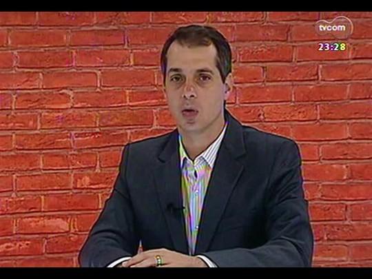 Mãos e Mentes - Advogado e coordenador de relações internacionais da Prefeitura de POA Rodrigo de Souza Corradi - Bloco 3 - 18/05/2014