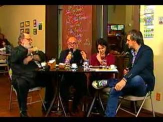 Café TVCOM - Conversa sobre cinema, diretamente de Priscilla's Bakery - Bloco 4 - 09/08/2014