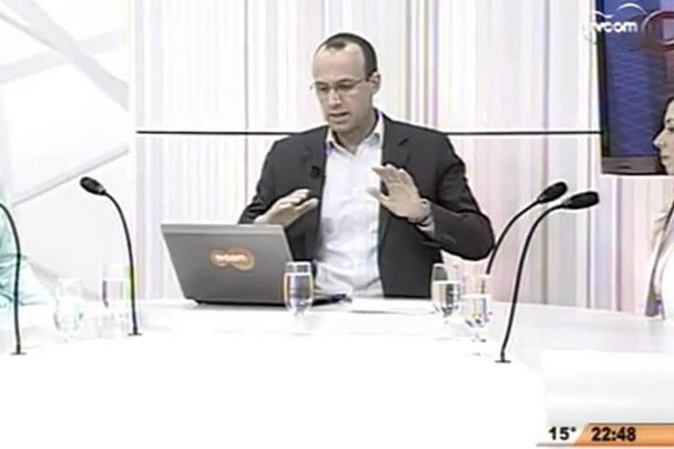 Conversas Cruzadas - Obesidade infantil: 30% das crianças da Capital sofrem com o problema - 4º Bloco - 08/08/14