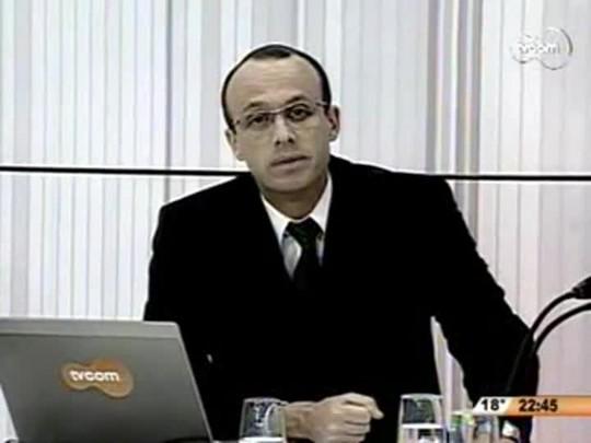 Conversas Cruzadas - Reforma do Código Penal - 3ºBloco - 20.08.14
