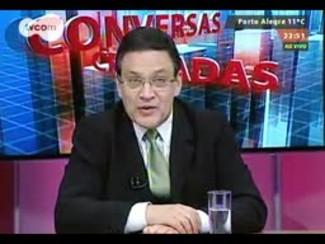 Conversas Cruzadas - As expectativas de negócios para a Expointer em debate - Bloco 3 - 27/08/2014