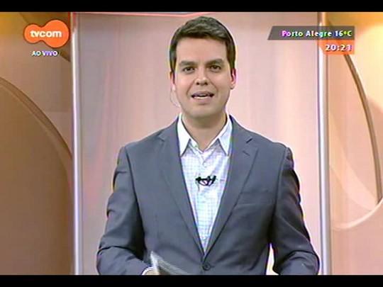 TVCOM 20 Horas - Mercopar registra alto número de empresários em busca de negócios - Bloco 3 - 02/10/2014