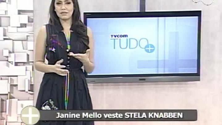 TVCOM Tudo+ - Terapia Cristais - 02.10.14