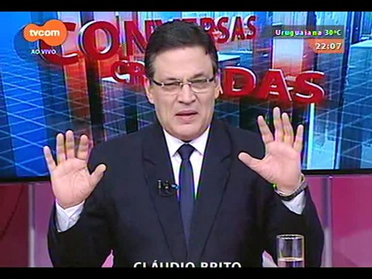 Conversas Cruzadas - Balanço das eleições 2014 - Bloco 1 - 27/10/2014
