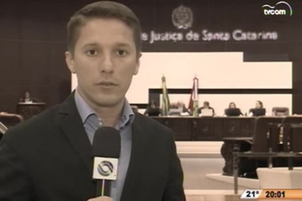 TVCOM 20h - Aprovado aumento do IPTU na Capital - 5.11.14