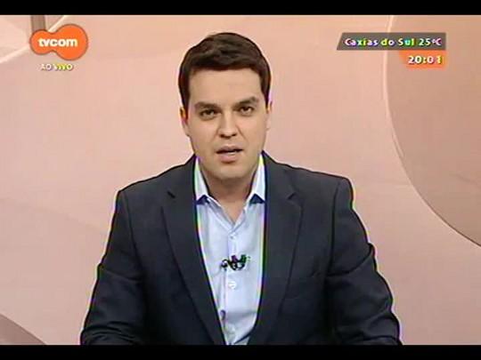 TVCOM 20 Horas - A entrega das propostas das empresas interessadas na licitação dos ônibus de POA - 10/11/2014
