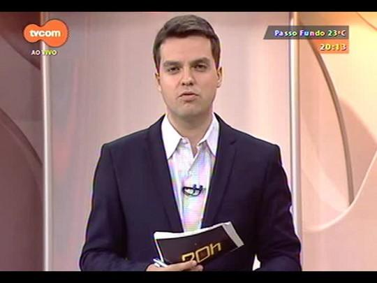 TVCOM 20 Horas - A nova reunião para a transição do governo do estado - 11/10/2014