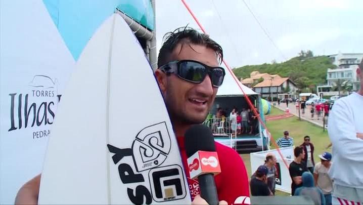 TVCOM - Veja como foi a etapa final do Circuito Brasileiro de Surf em Torres