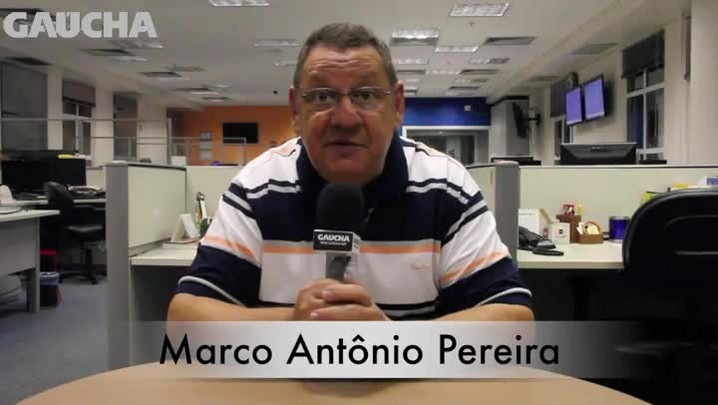 Marco Antonio Pereira projeta Inter x São José