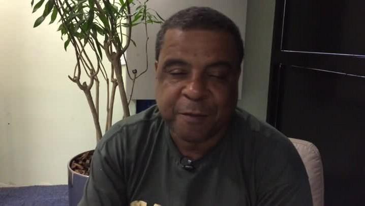 "Renato Dorneles: \""Da primeira noite, Bambas da Orgia é a forte candidata ao título\"""