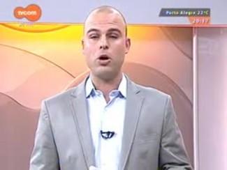 TVCOM 20 Horas - Prefeitura planeja aumentar o atendimento a moradores de rua - 27/03/2015