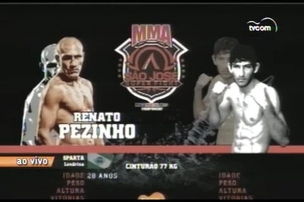 São José Super Fight - 6ºLuta: Renato Pezinho x Anderson Big Bone - 28.03.15
