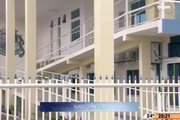 TVCOM 20 Horas - Suspeita de fraude no legislativo e na prefeitura de Navegantes - 27.04.15