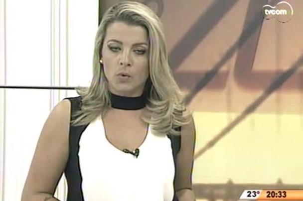 TVCOM 20 Horas - Festa do Pinhão ocorrerá normalmente, confira as principais atrações - 28.04.15
