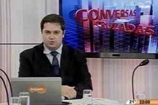 Conversas Cruzadas - Os desafios do administrador contemporâneo - 1º Bloco - 27.05.15
