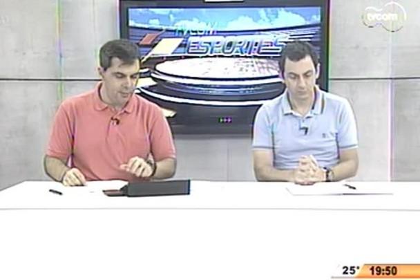 TVCOM Esportes - 4º Bloco - 03.06.15