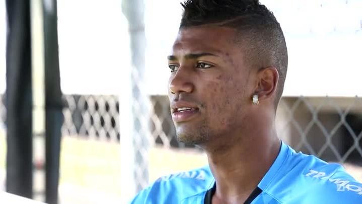 """Walace projeta Grêmio no G-4: \""""Estamos chegando devagarzinho\"""""""