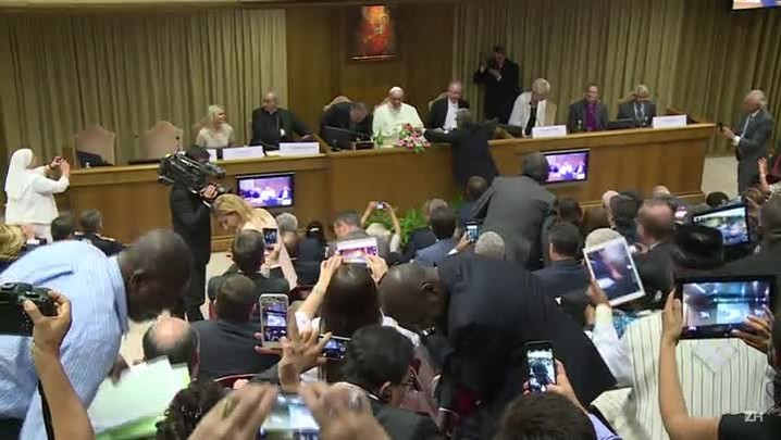 Prefeitos de 60 cidades de todo o mundo se reúnem no Vaticano
