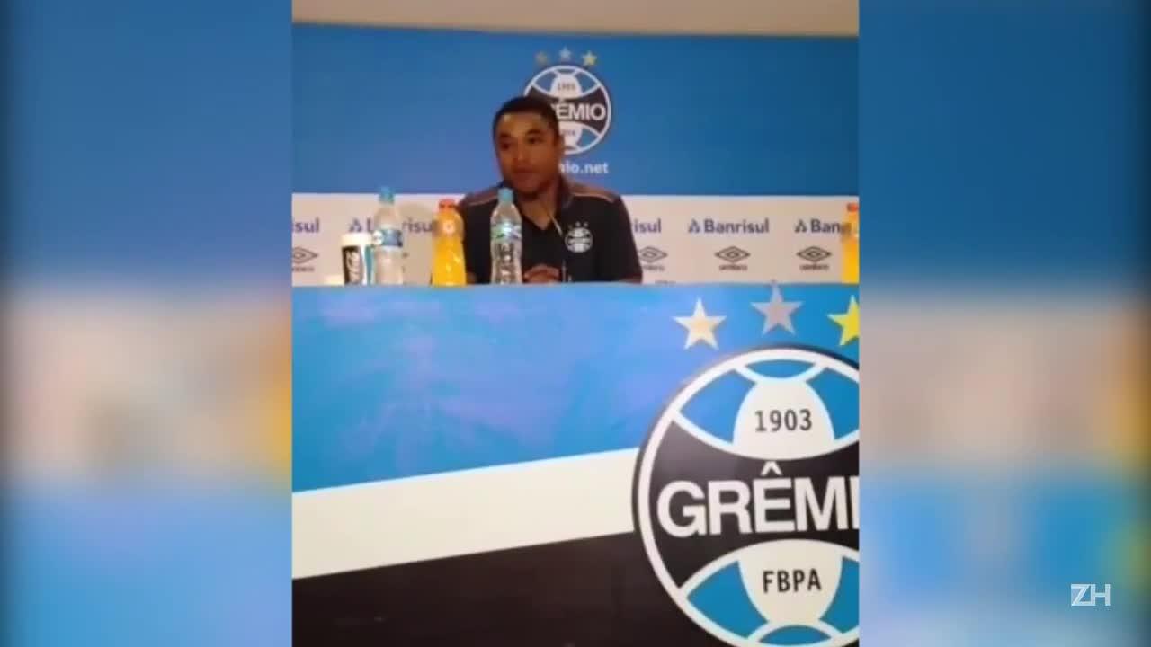 Roger Machado avalia momento do Grêmio no Brasileirão