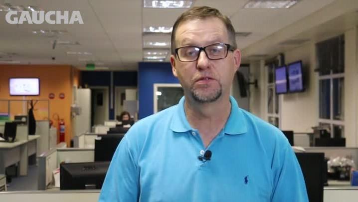 Cleber Grabauska fala sobre Atlético-MG x Grêmio